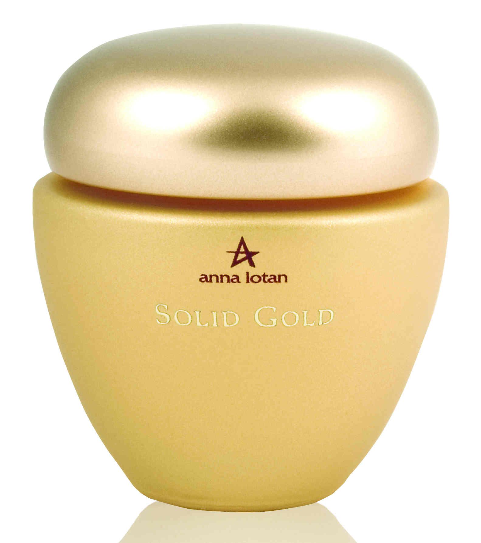 Anna Lotan Liquid Gold Solid Gold Intensive Care 30 ml - Best Israeli cosmetics